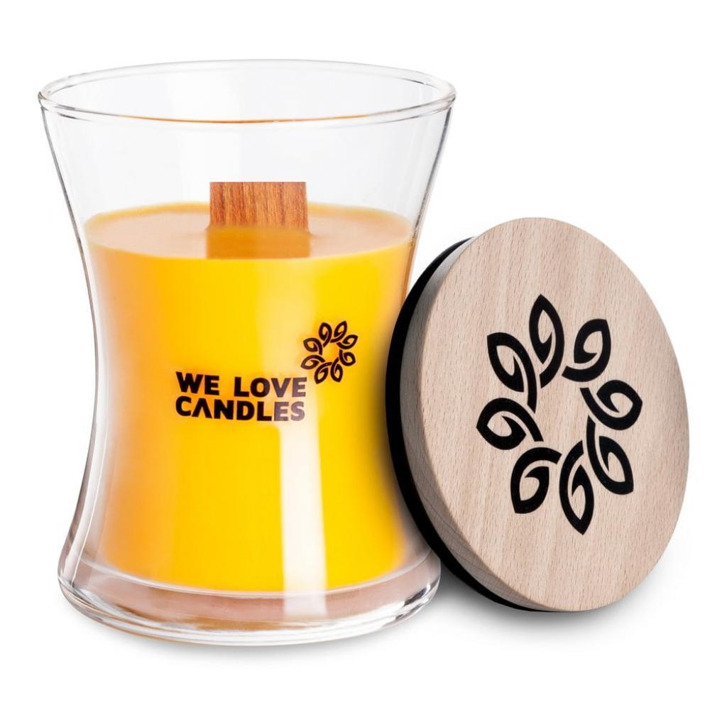 Produktové foto Svíčka ze sójového vosku We Love Candles Honeydew, doba hoření 21 hodin