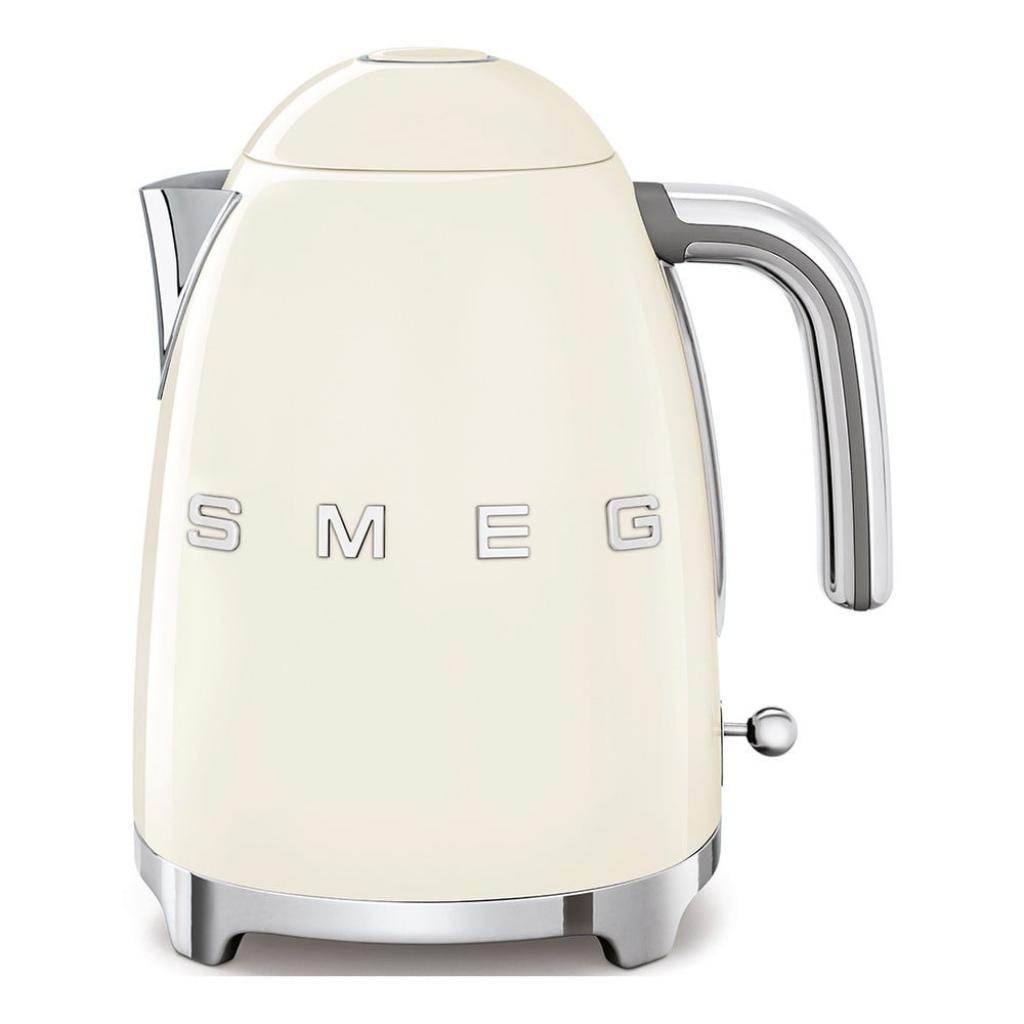 Produktové foto Krémově bílá rychlovarná konvice SMEG