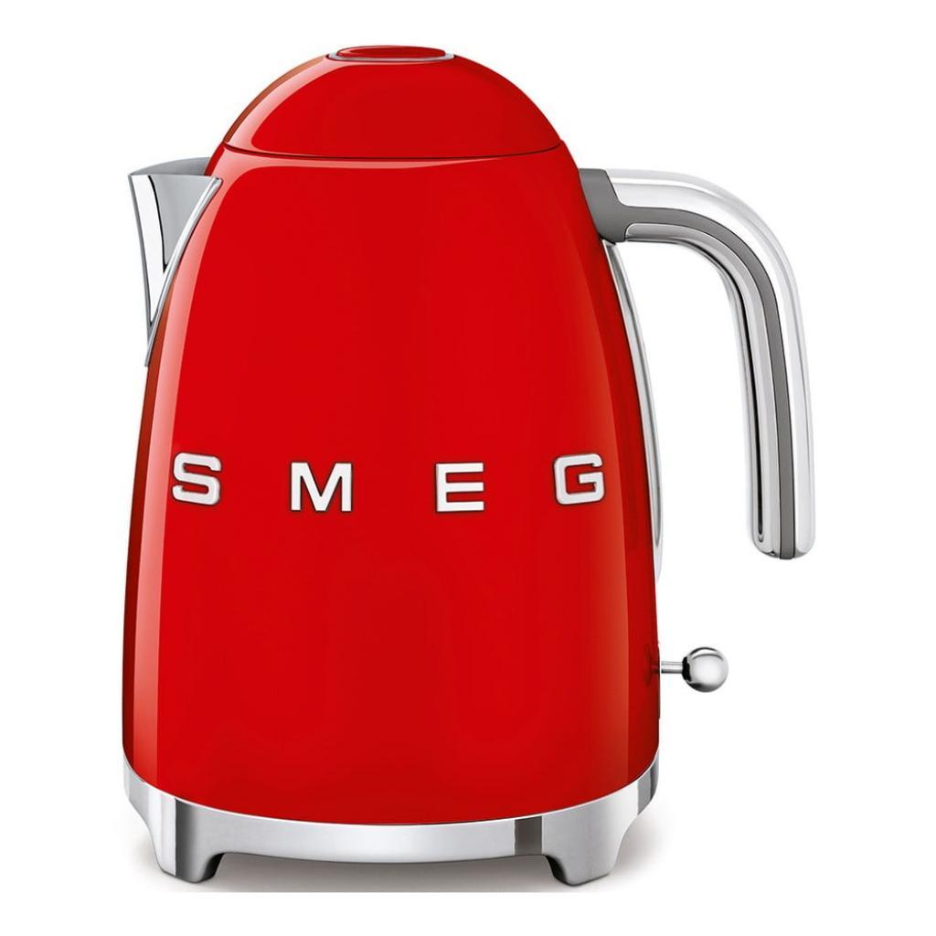 Produktové foto Červená rychlovarná konvice SMEG