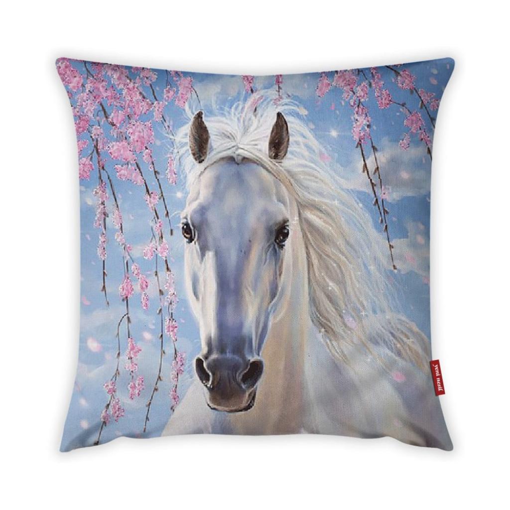 Produktové foto Povlak na polštář Vitaus Horse, 43 x 43 cm