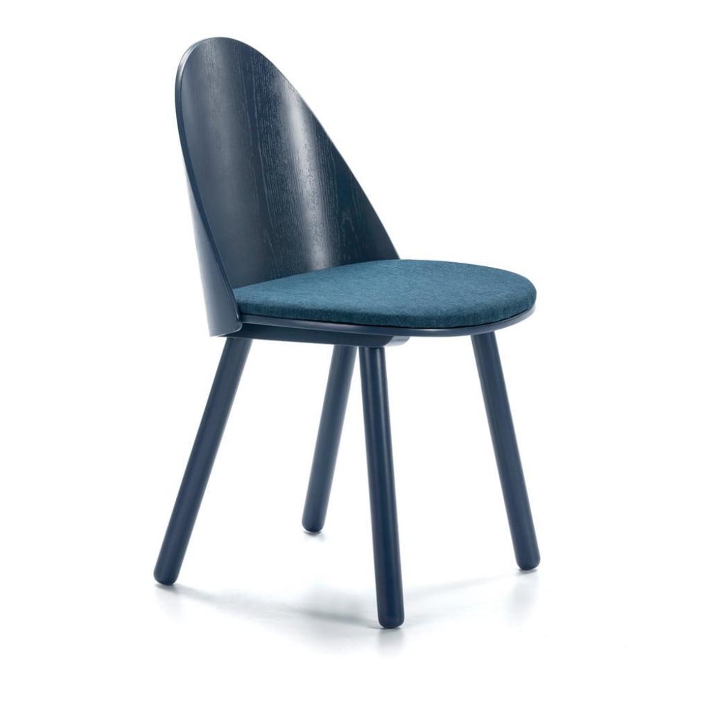 Produktové foto Modrá židle Teulat Uma