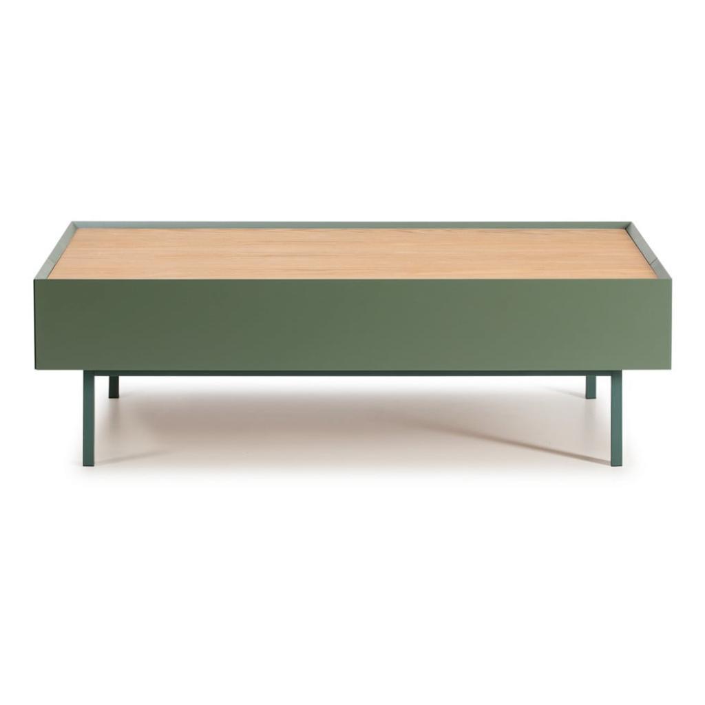 Produktové foto Zelený konferenční stolek Teulat Arista