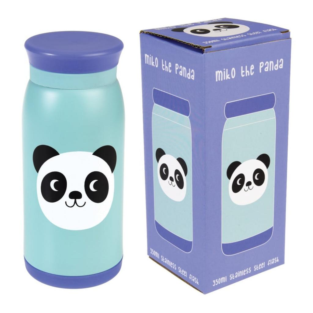 Produktové foto Nerezová lahev Rex London Miko the Panda, 350ml