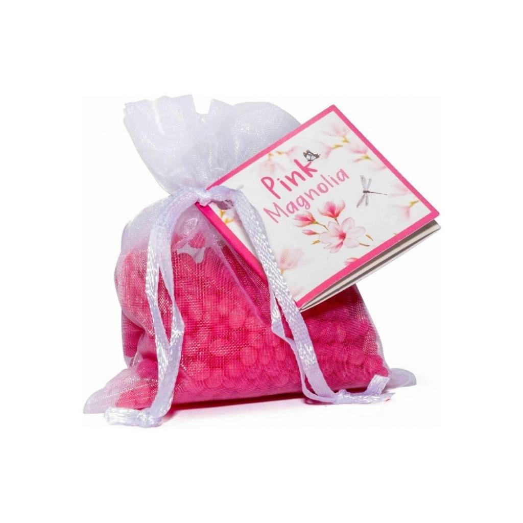 Produktové foto Vonný sáček z organzy s vůní růžové magnólie Ego Dekor Frutos