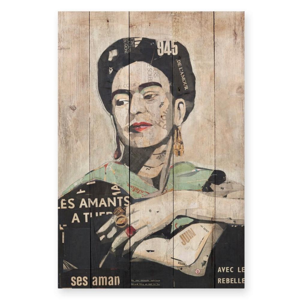 Produktové foto Nástěnný obraz Madre Selva Frida les Amants, 40 x 60 cm