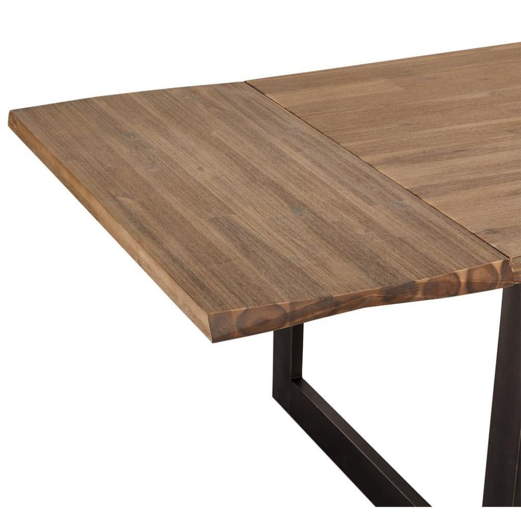 Produktové foto Přidavná deska k jídelnímu stolu Furnhouse Mallorca, 50 x 90 cm