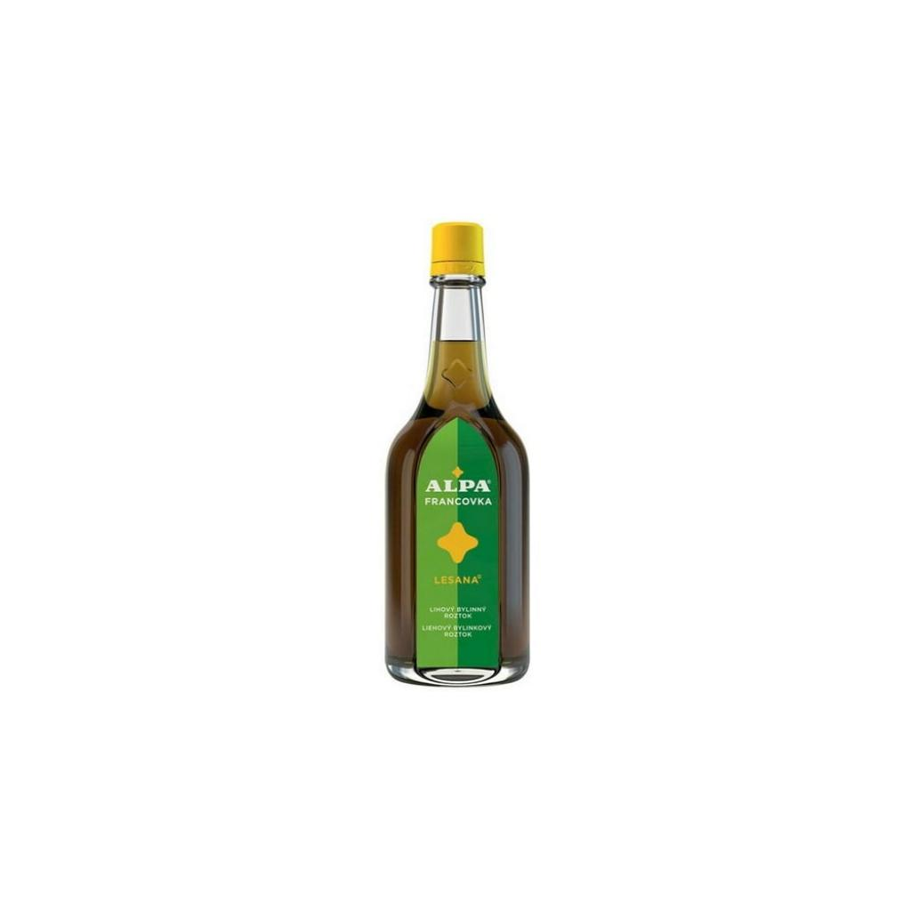 Produktové foto Alpa Francovka Lesana, 4 x 160 ml