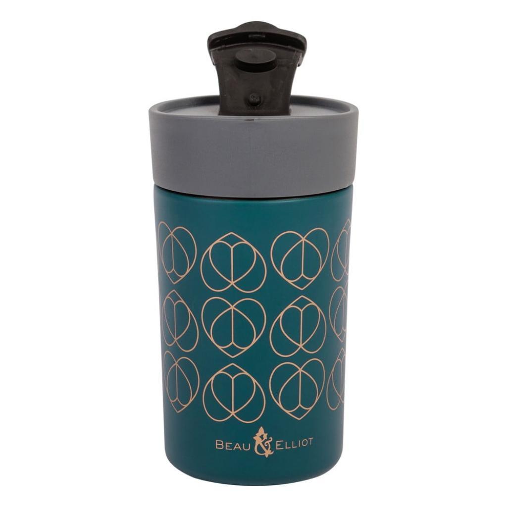Produktové foto Modrozelený termohrnek Navigate Teal, 300 ml