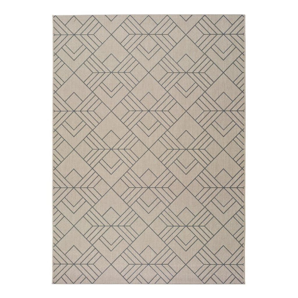 Produktové foto Béžový venkovní koberec Universal Silvana Caretto, 80x150cm