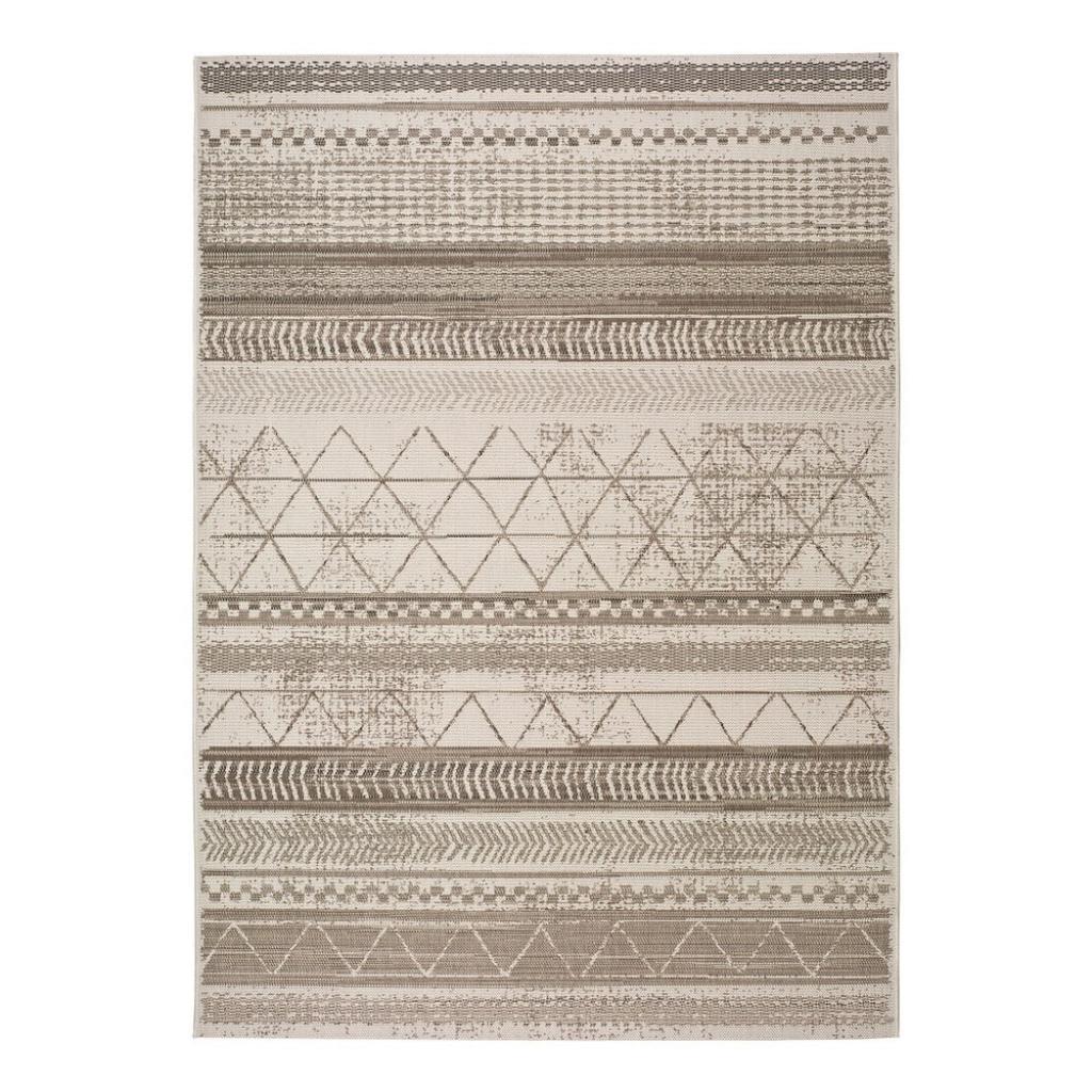 Produktové foto Šedobéžový venkovní koberec Universal Libra Grey Puzzo, 80 x 150 cm