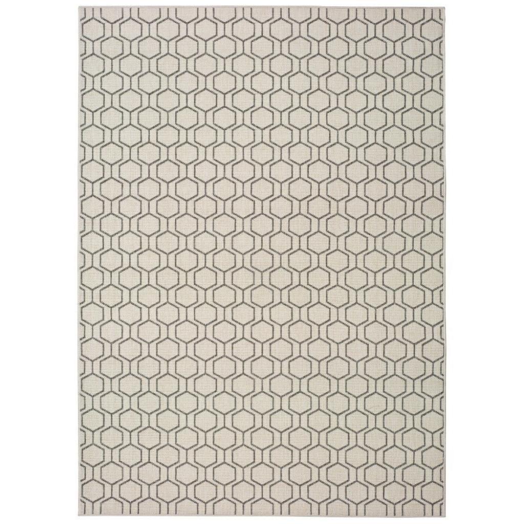 Produktové foto Šedobéžový venkovní koberec Universal Clhoe, 140 x 200 cm