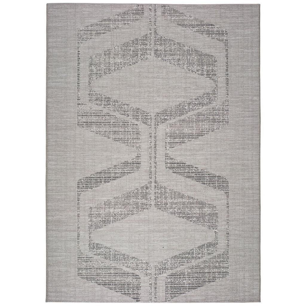 Produktové foto Šedý venkovní koberec Universal Weave Misana, 77 x 150 cm