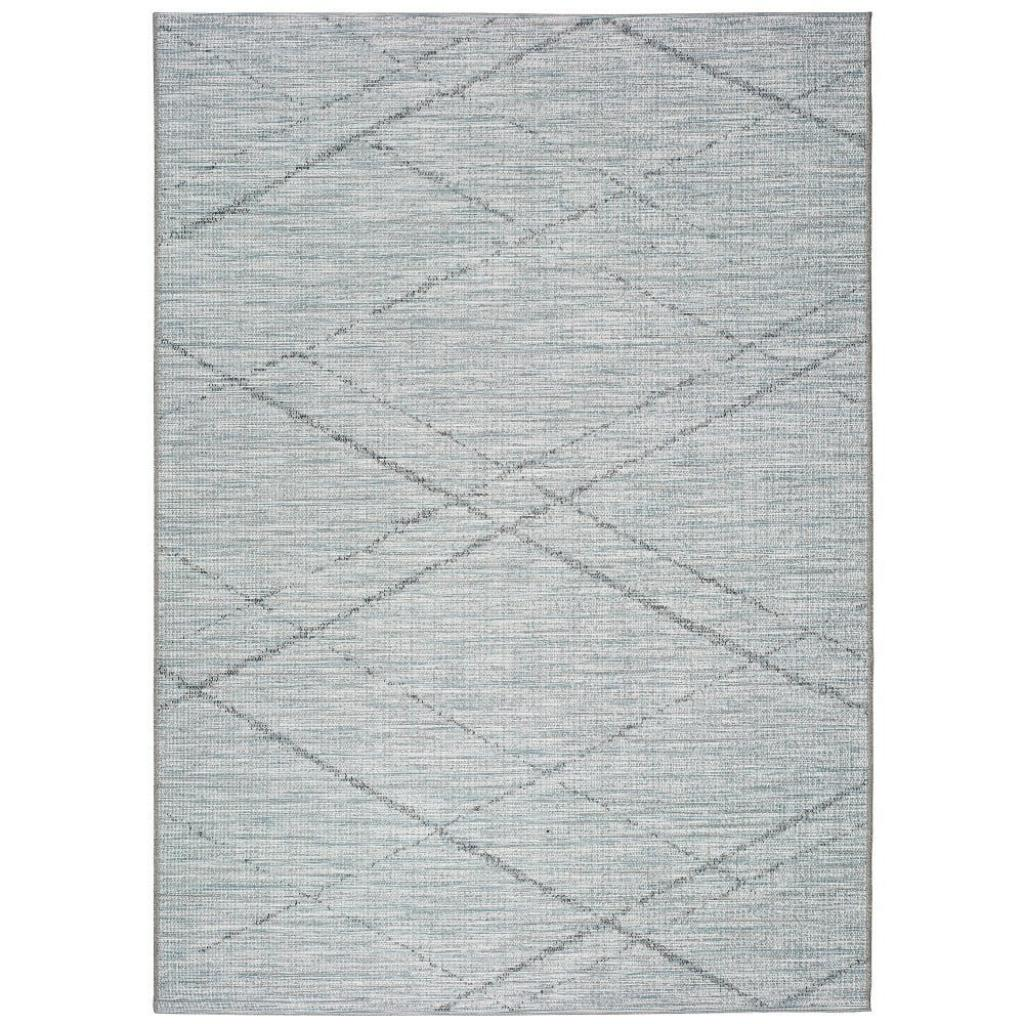Produktové foto Modrošedý venkovní koberec Universal Weave Cassita, 77 x 150 cm