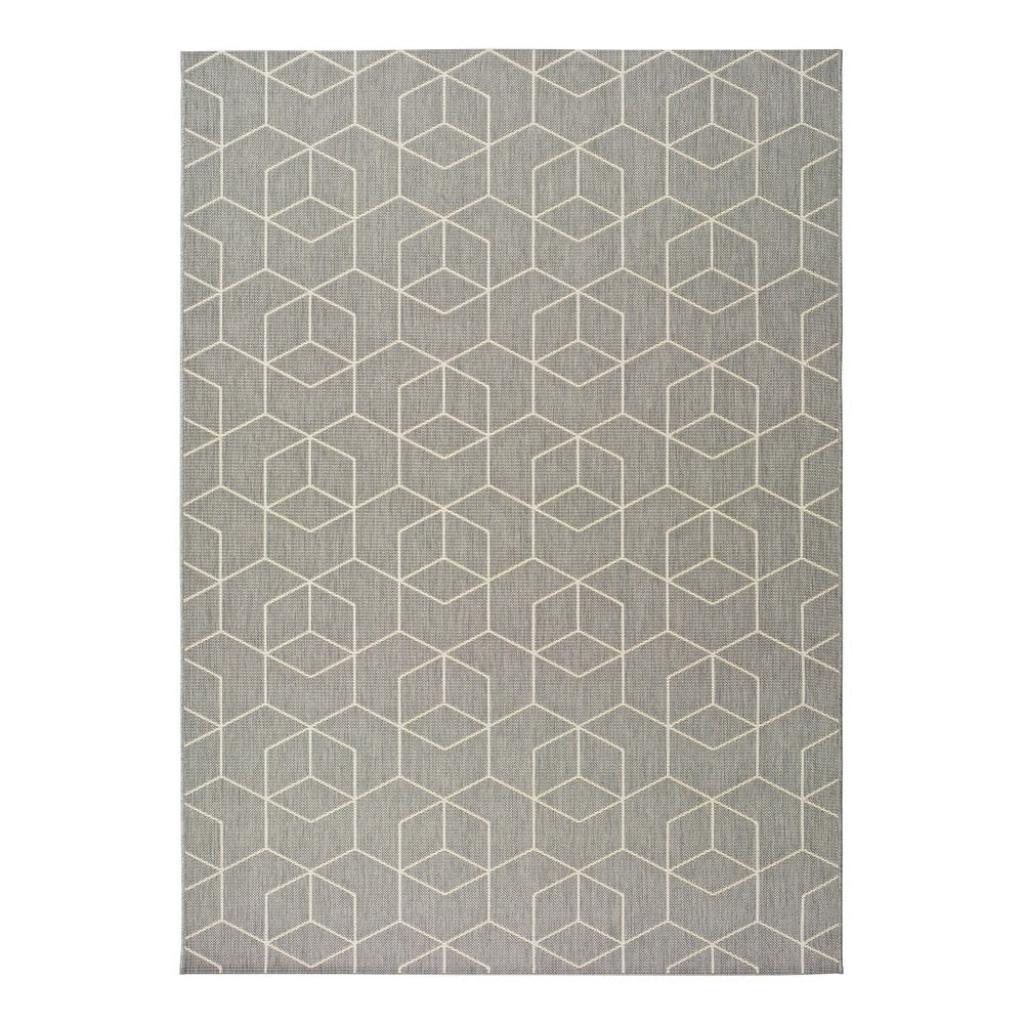 Produktové foto Šedý venkovní koberec Universal Silvana Gusmo, 80x150cm