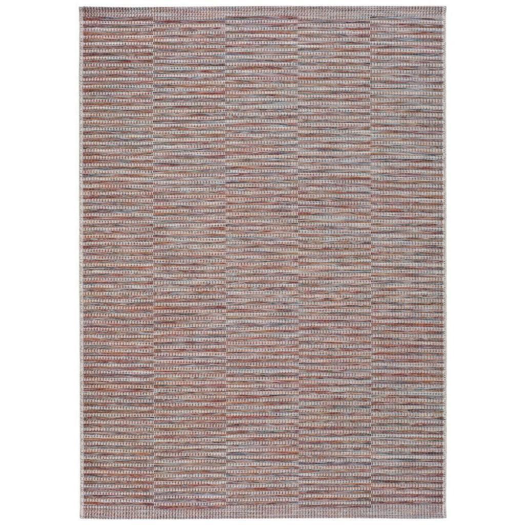 Produktové foto Červený venkovní koberec Universal Bliss, 130 x 190 cm