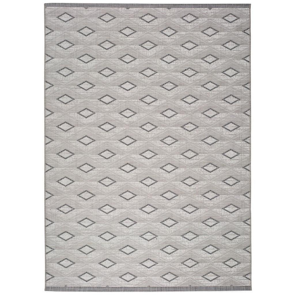 Produktové foto Šedý venkovní koberec Universal Weave Kasso, 130 x 190 cm