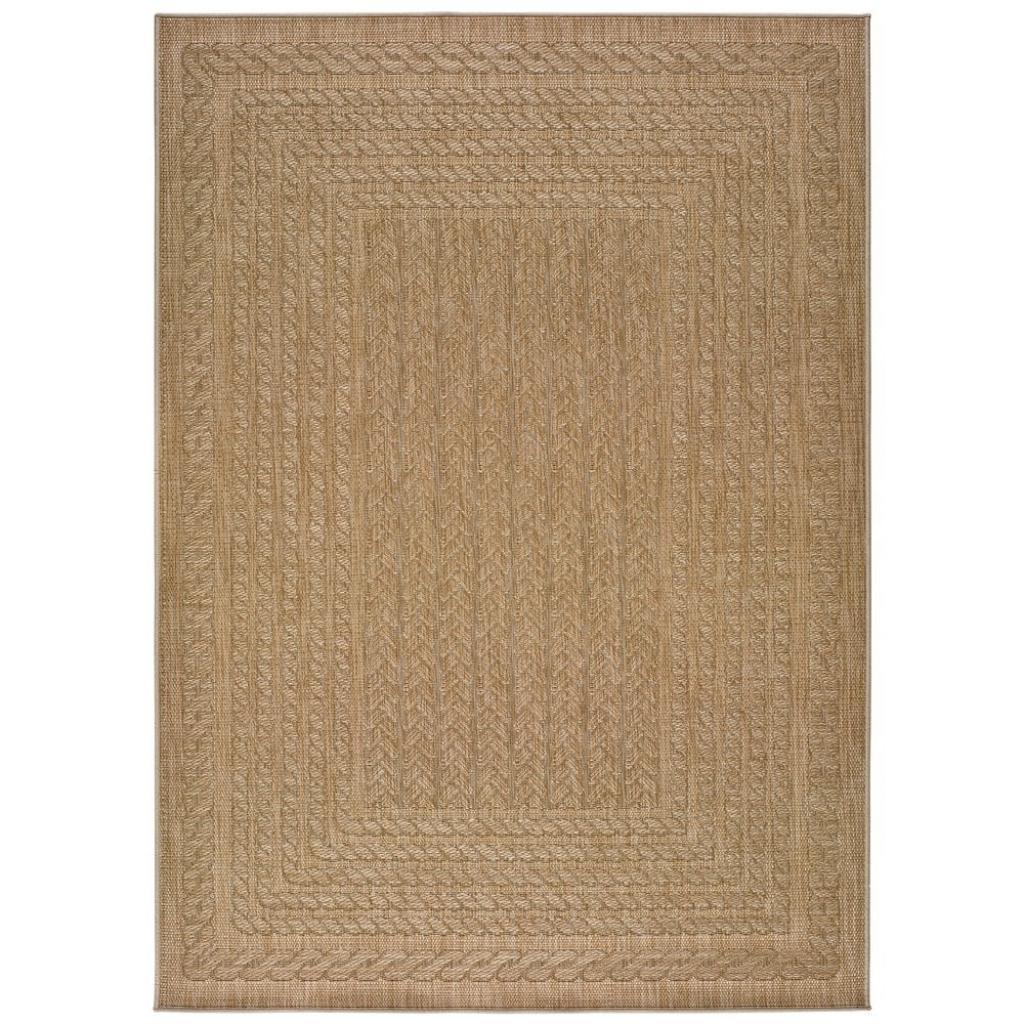 Produktové foto Béžový venkovní koberec Universal Jaipur Berro, 80 x 150 cm