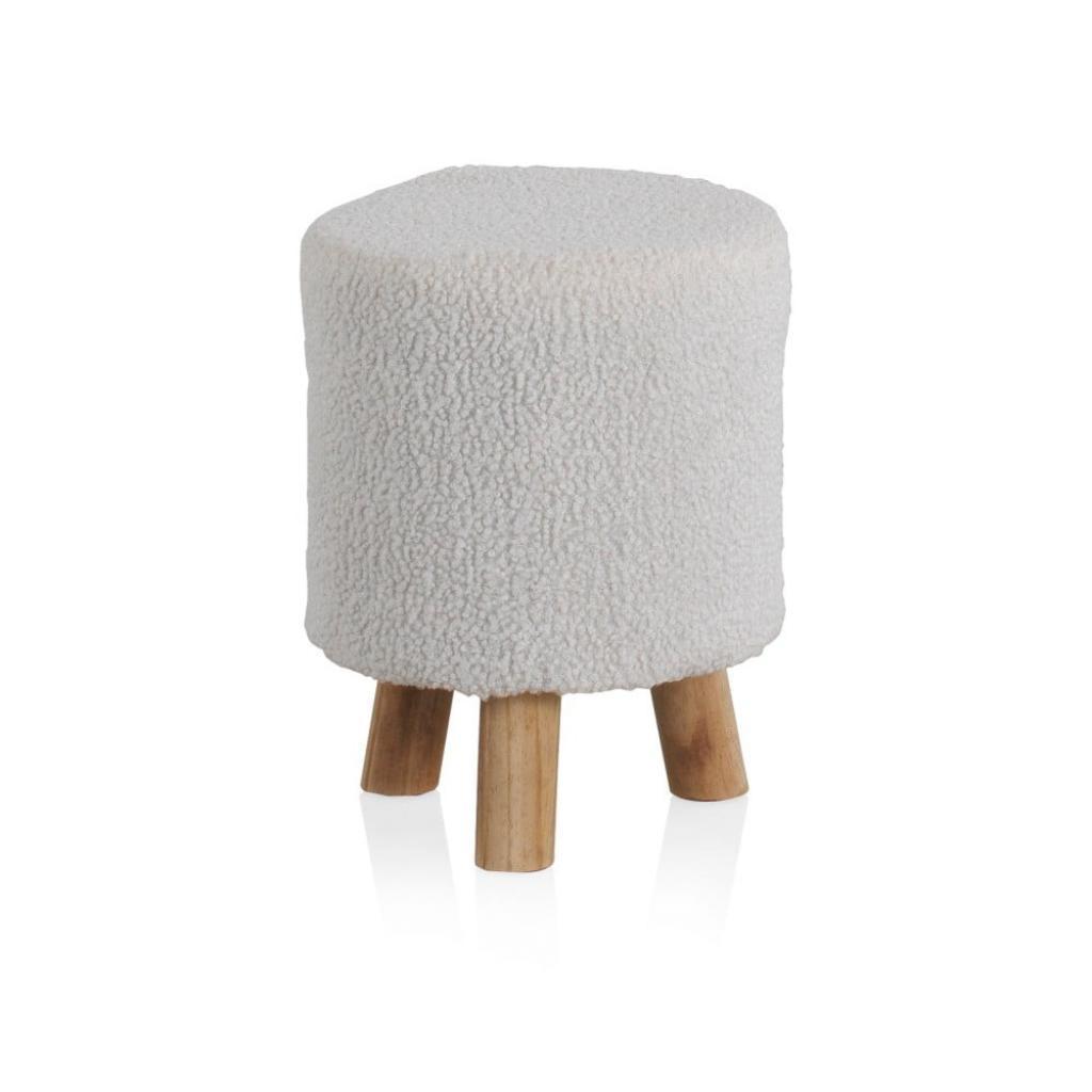 Produktové foto Stolička s bílým sedákem Geese Imagine
