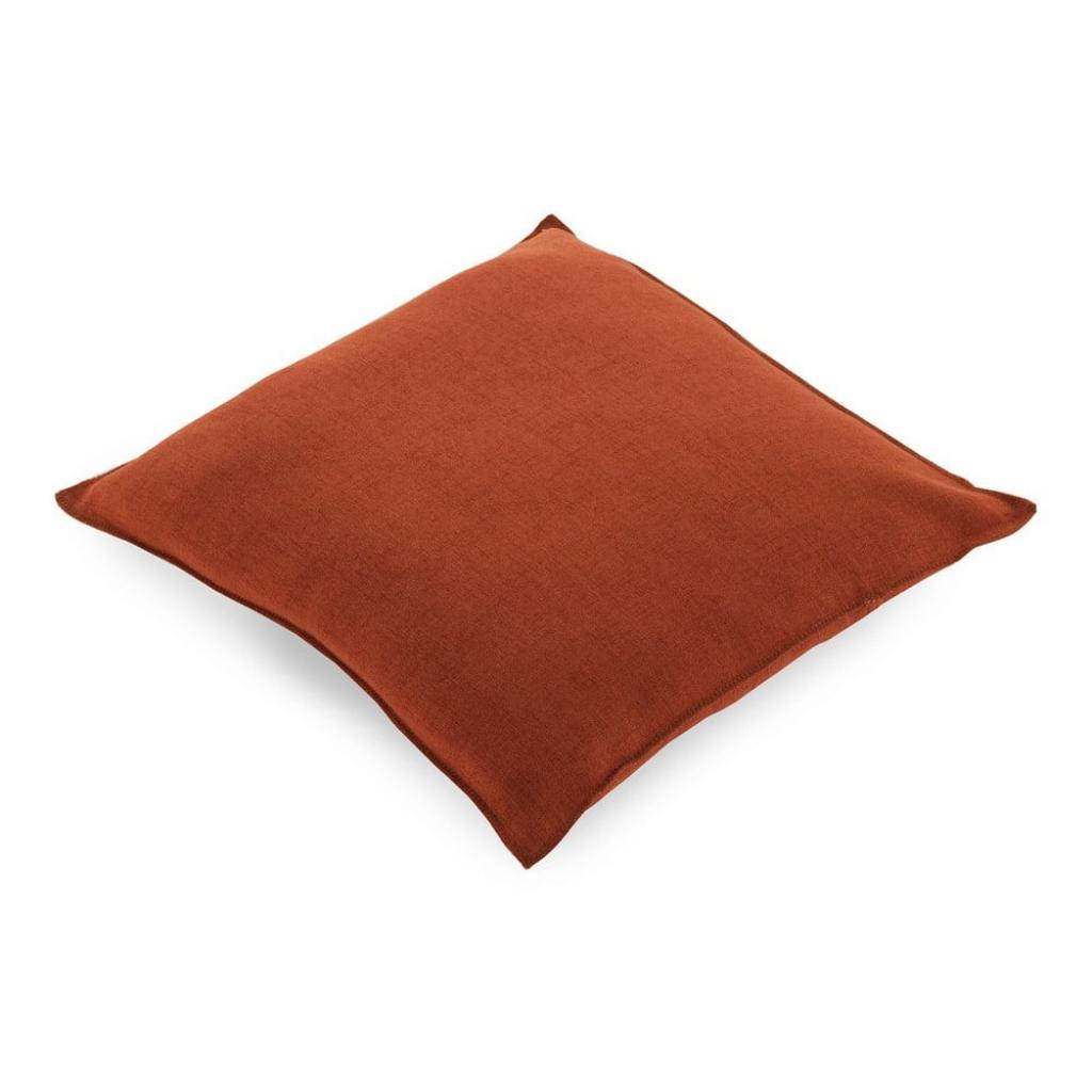 Produktové foto Červený polštář s výplní Geese Miami, 45x 45 cm