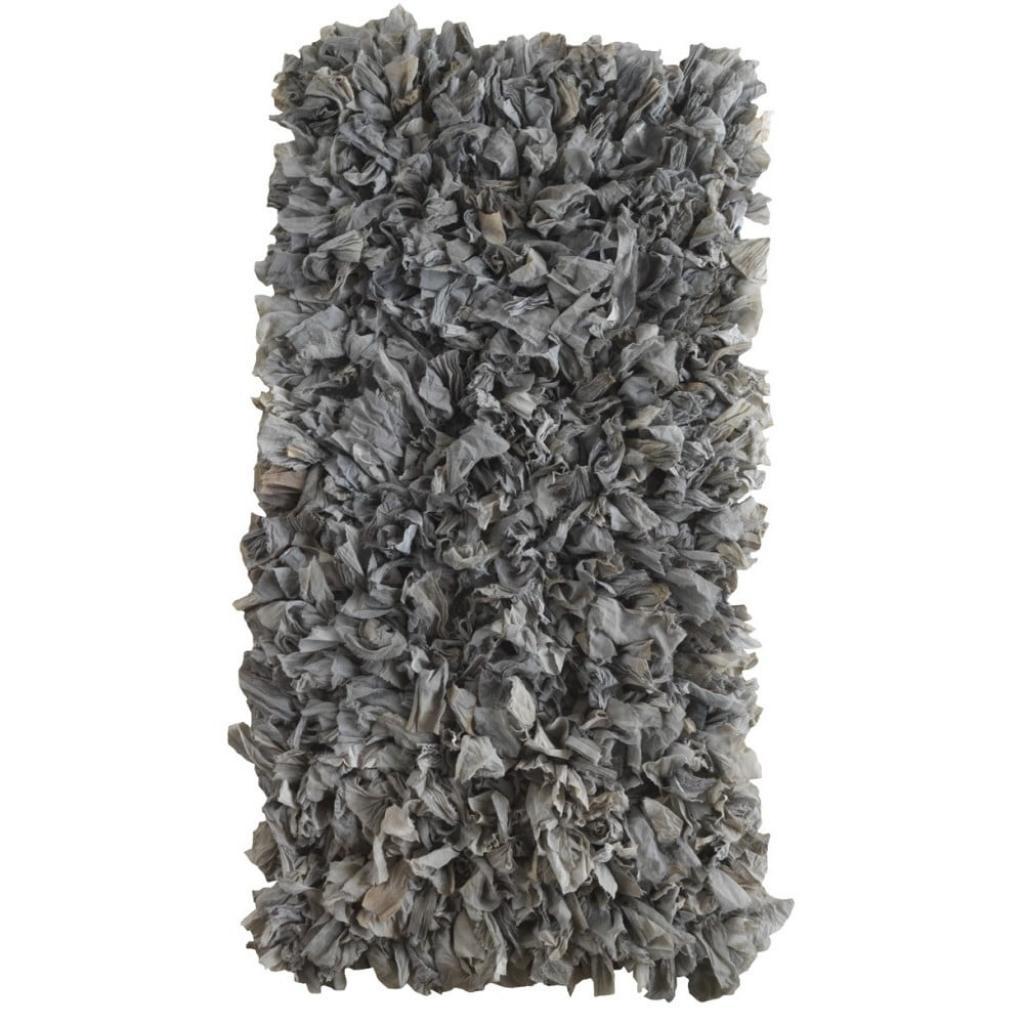 Produktové foto Šedý koberec Geese Fluffy, 120x 60 cm