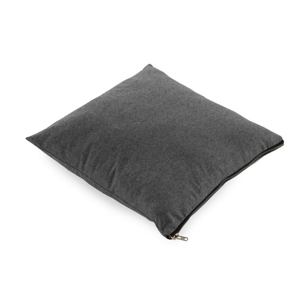 Produktové foto Tmavě šedý polštář Geese Soft, 45x45cm