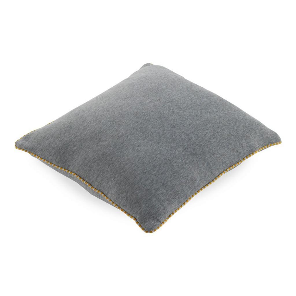 Produktové foto Světle šedý polštář Geese Soft, 45x45cm