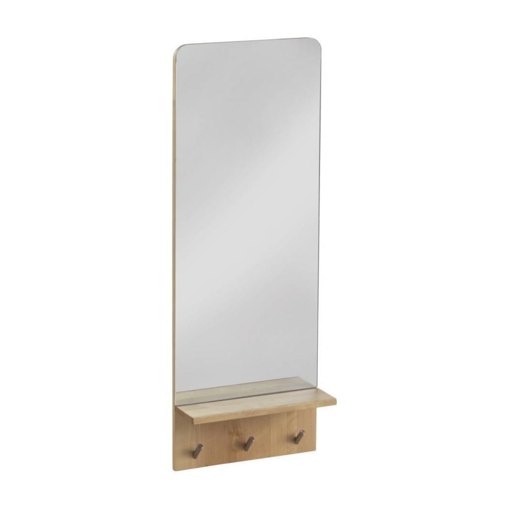 Produktové foto Nástěnné zrcadlo z březového dřeva Geese Stockholm