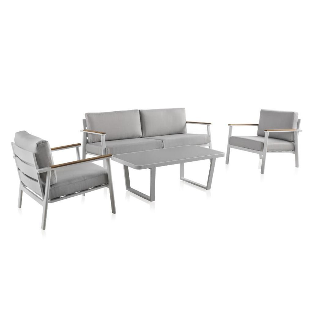 Produktové foto Set zahradního nábytku se stolem Geese Michelle