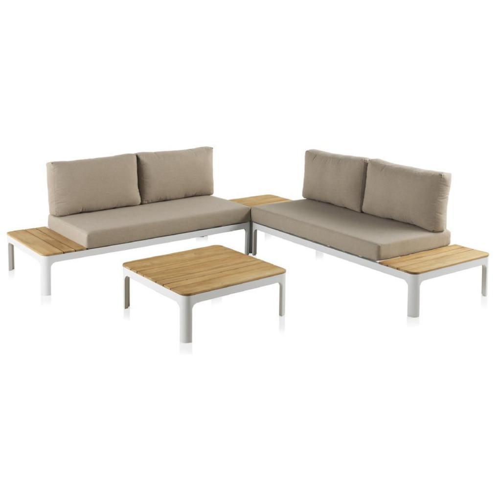 Produktové foto Set zahradního nábytku se stolem Geese Valentina