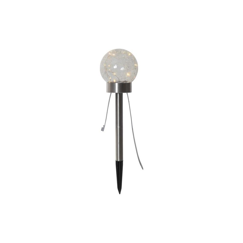 Produktové foto Venkovní solární LED svítidlo BestSeason Glory, ø12cm