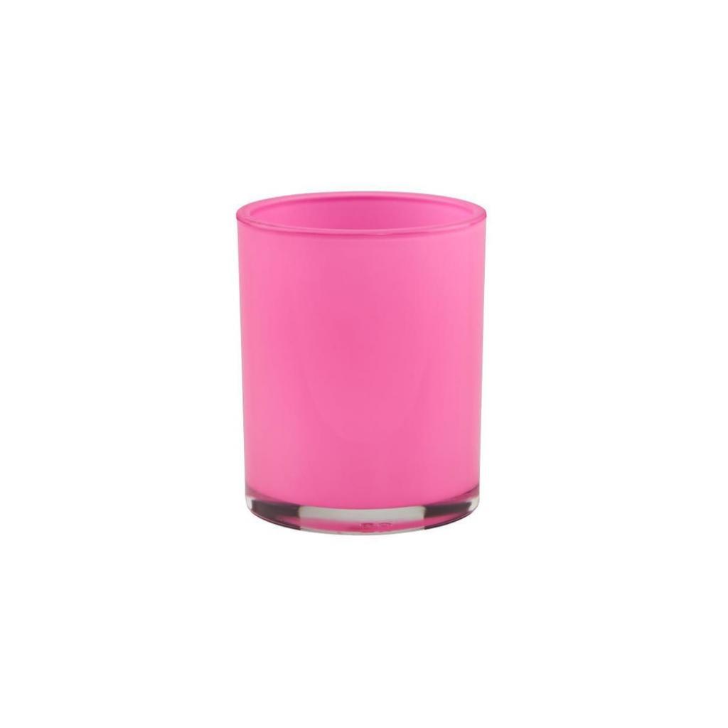 Produktové foto DELIGHT Svícen - růžová