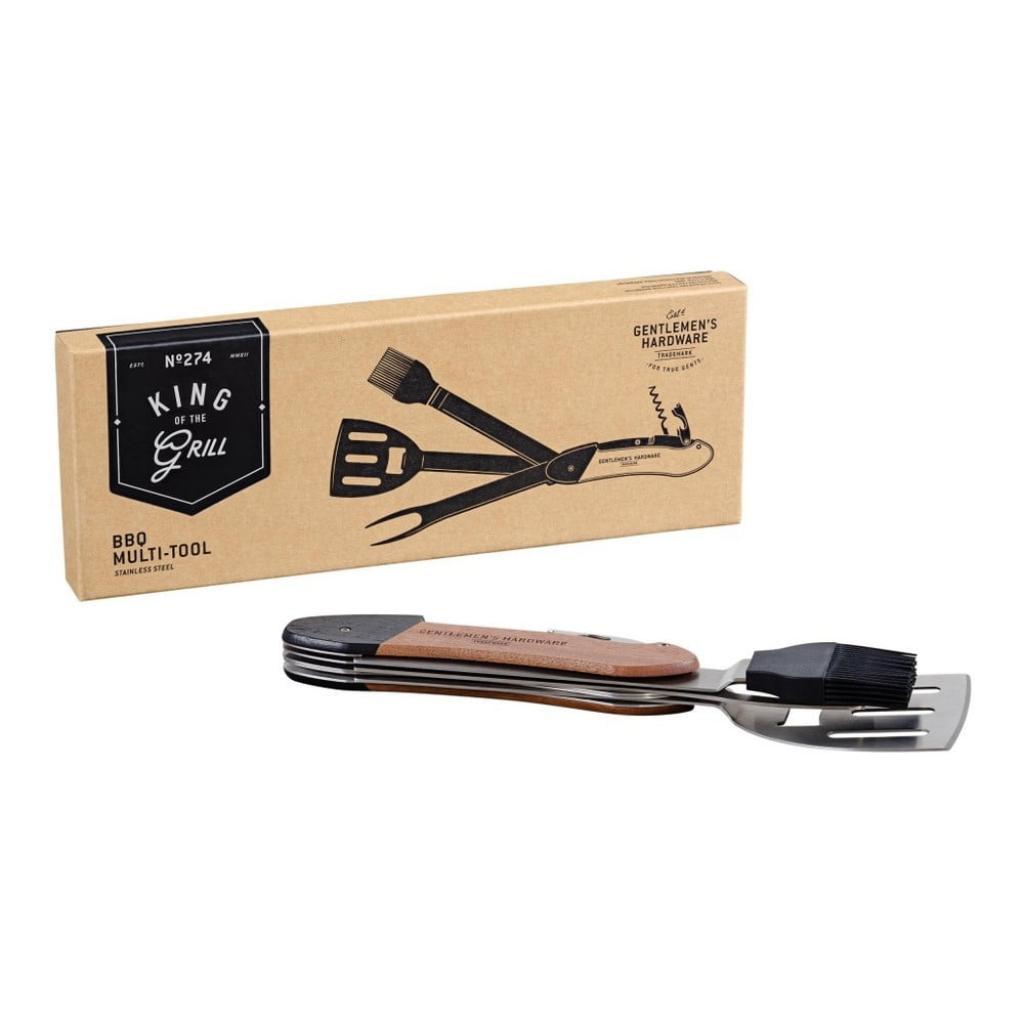 Produktové foto Multifunkční nástroj na grilování Gentlemen's Hardware BBQ