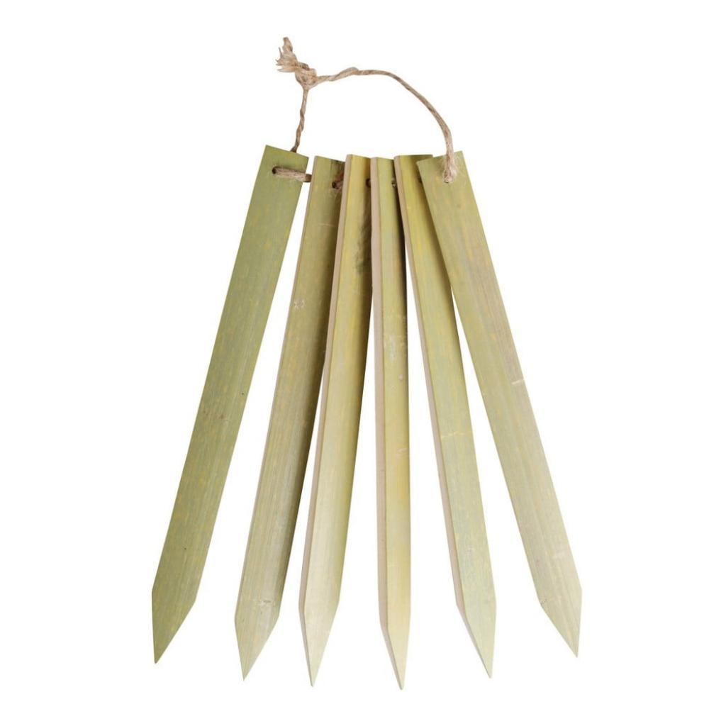 Produktové foto Bambusové štítky pro označení květin Esschert Design Heal
