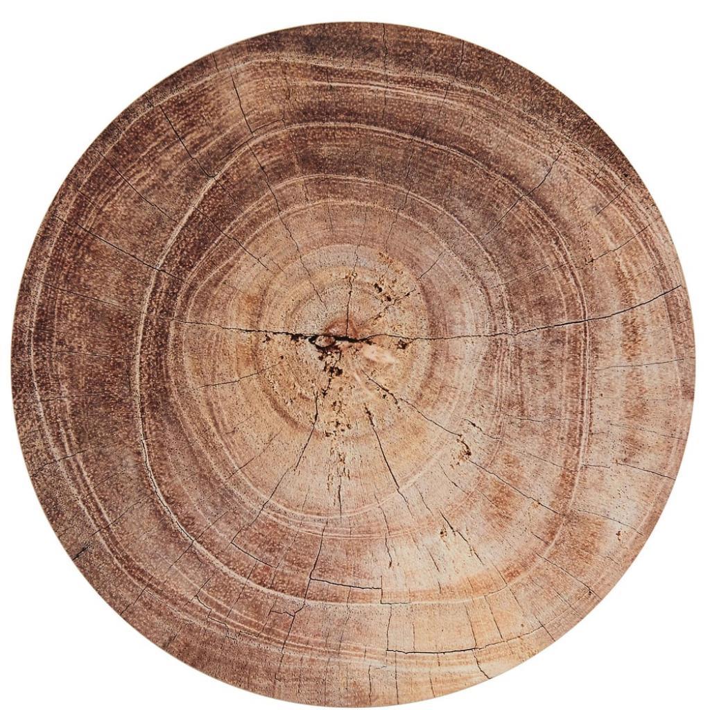 Produktové foto CORKWOOD Prostírání vzhled dřeva - hnědá