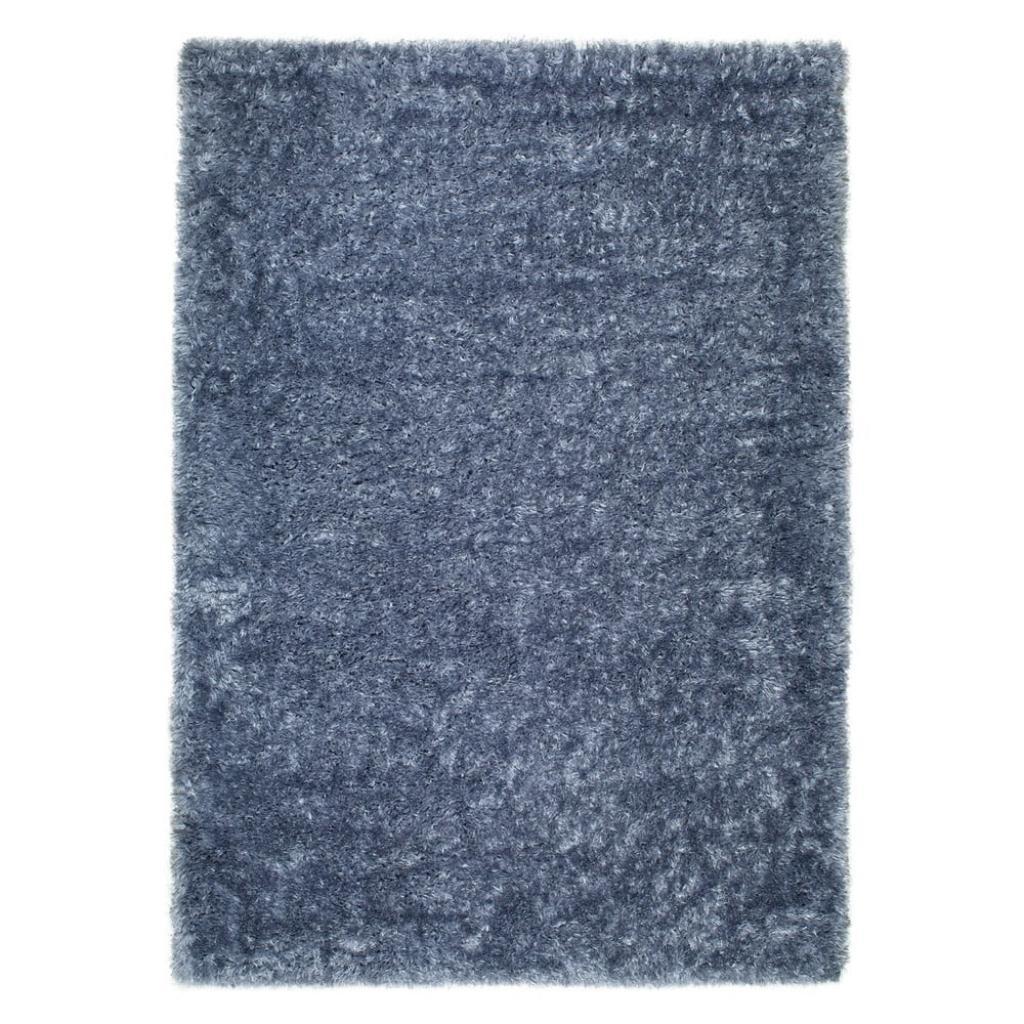 Produktové foto Modrý koberec Universal Aloe Liso, 60x120cm