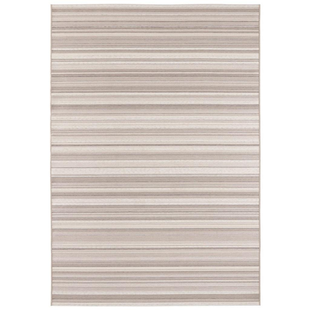Produktové foto Krémovobéžový koberec vhodný i na ven Elle Decor Secret Calais, 200 x 290 cm