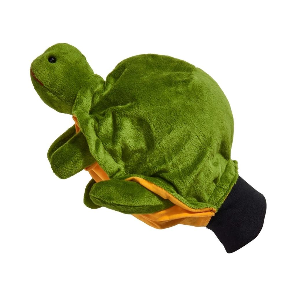 Produktové foto WILD GUYS Maňásek želva