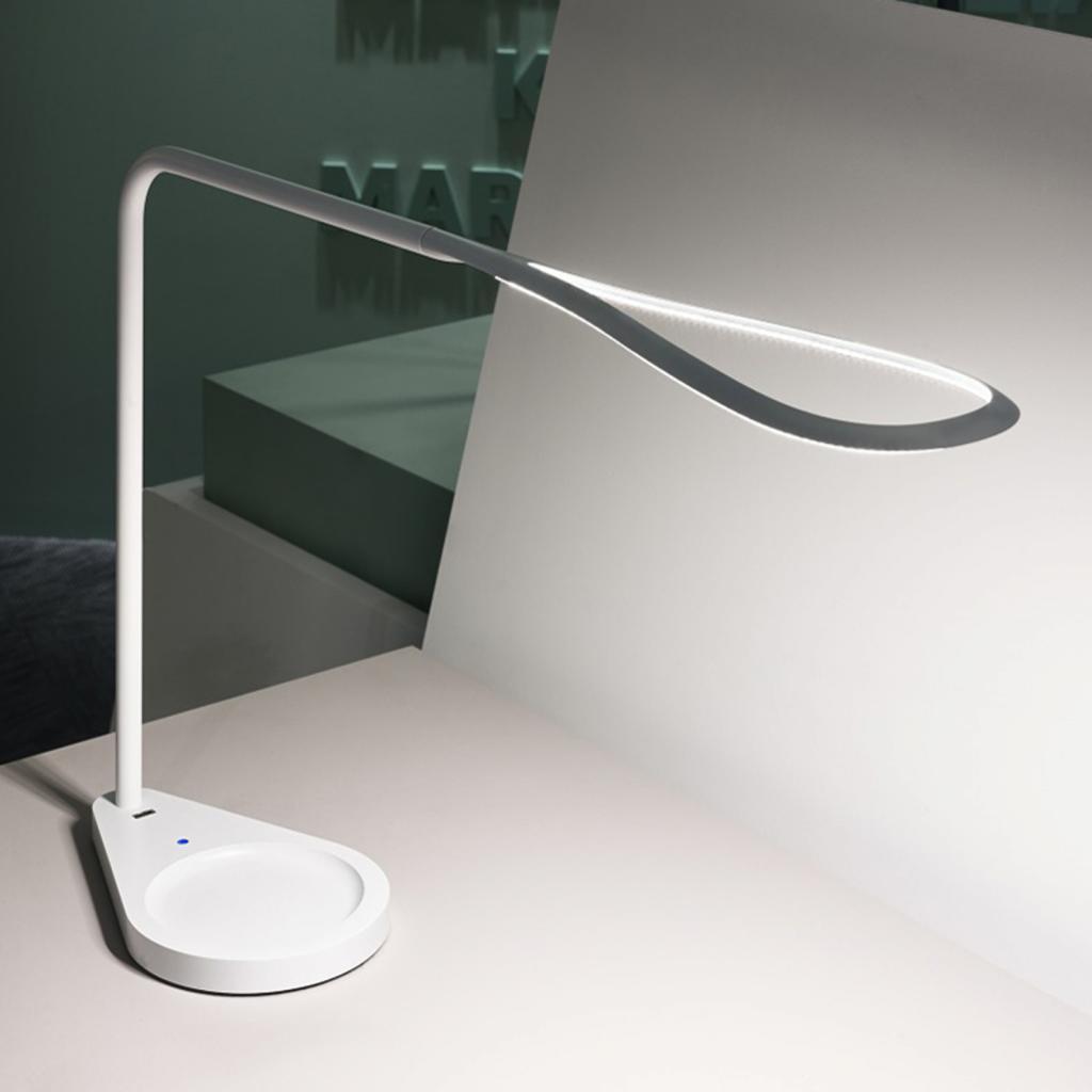 Produktové foto Fontana Arte Fontana Arte Kinx LED stolní lampa, bílá