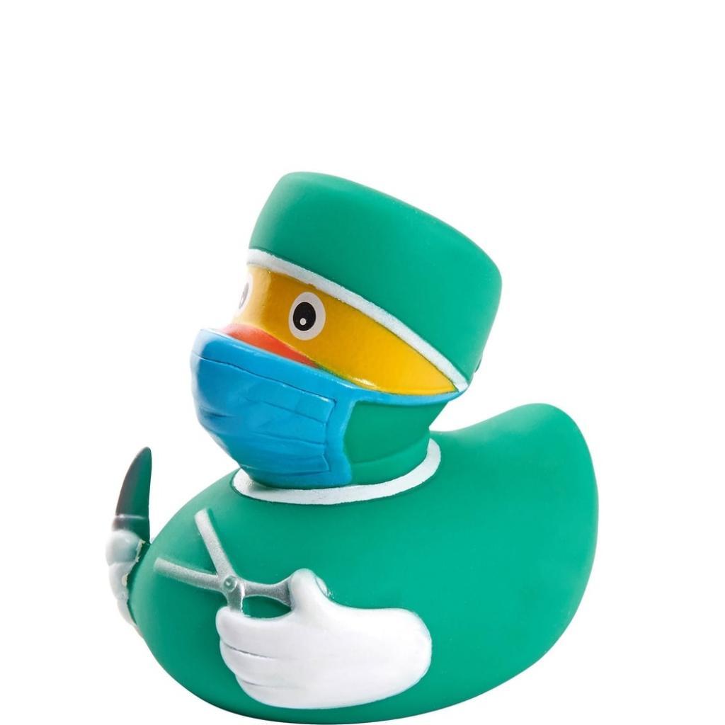 Produktové foto BUBBLE BABE Gumová kachnička chirurg