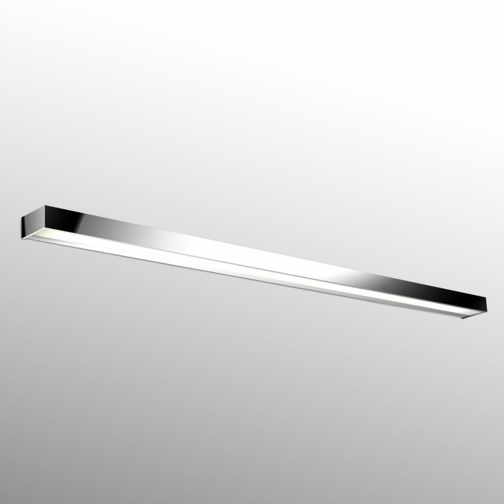 Produktové foto Pujol Znamenité LED nástěnné světlo Apolo, 150cm chrom