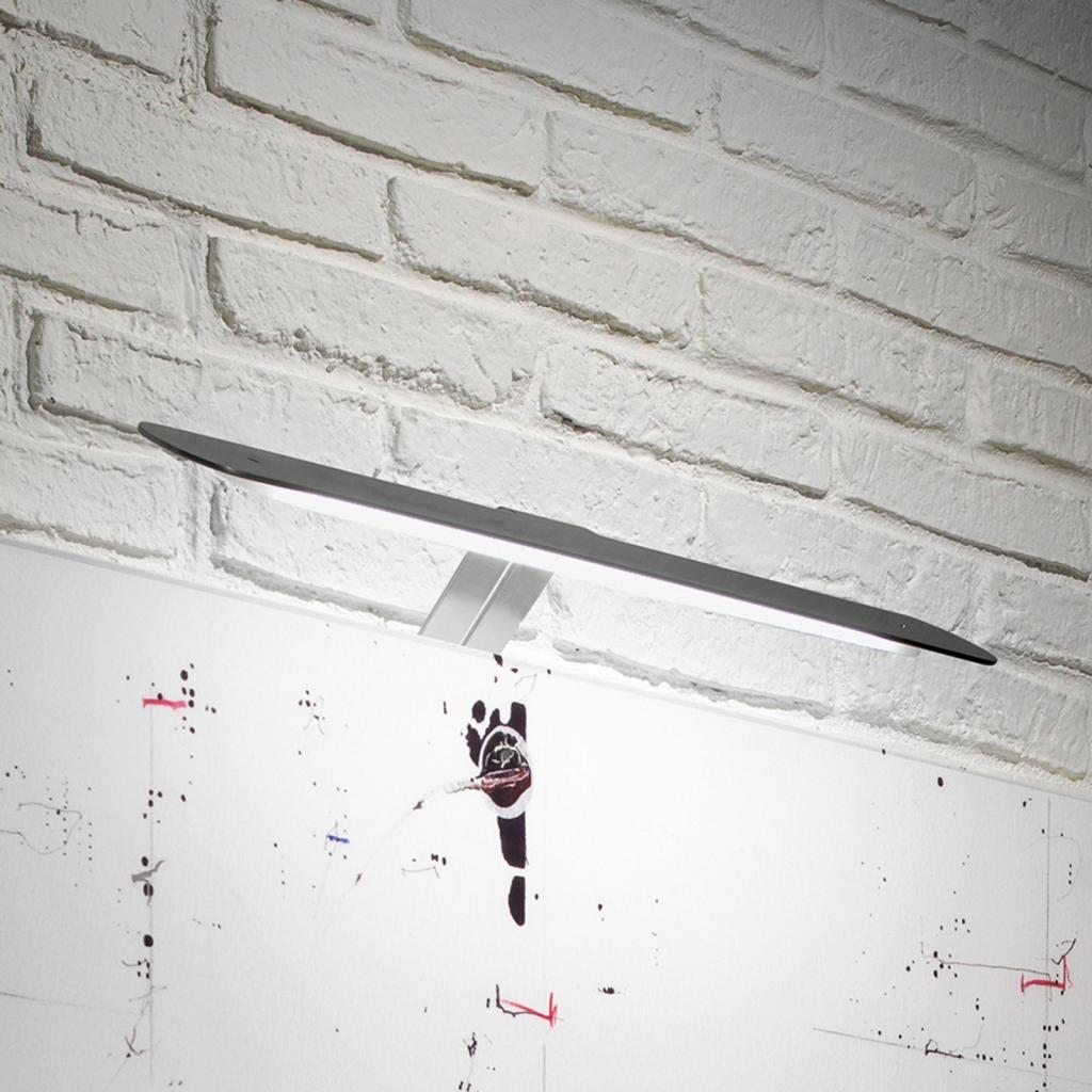Produktové foto Pujol Velice moderní LED obrazové svítidlo Agora