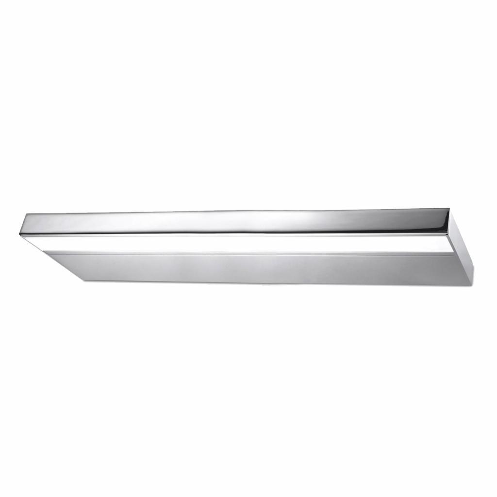 Produktové foto Pujol LED nástěnné světlo koupelny Prim IP20 90 cm chrom