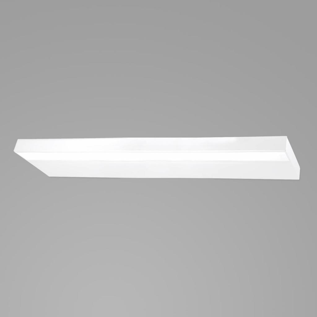 Produktové foto Pujol LED nástěnné světlo koupelna Prim IP20 120 cm bílé