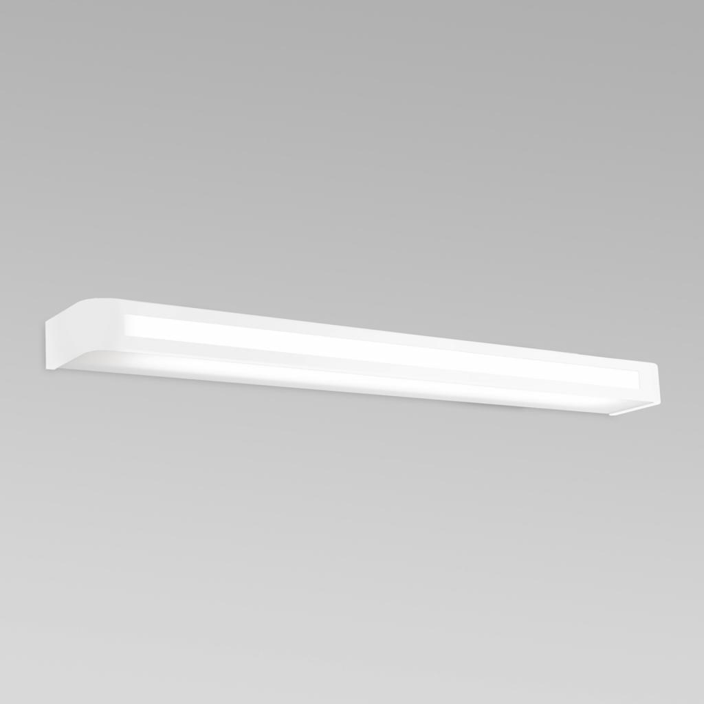 Produktové foto Pujol LED nástěnné světlo Arcos, IP20 90 cm, bílé