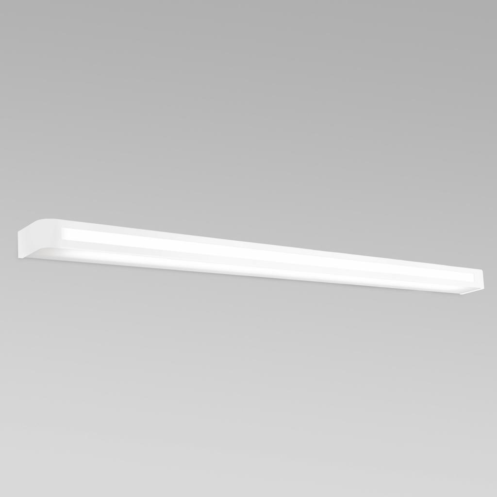 Produktové foto Pujol LED nástěnné světlo Arcos, IP20 120 cm, bílé