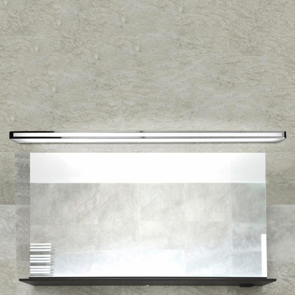 Produktové foto Pujol LED nástěnné světlo Arcos, IP20 150 cm, chrom