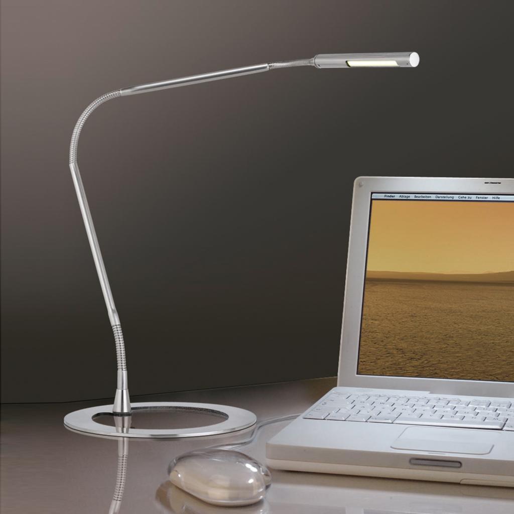 Produktové foto Paulmann Paulmann Plaza LED stolní lampa, železo