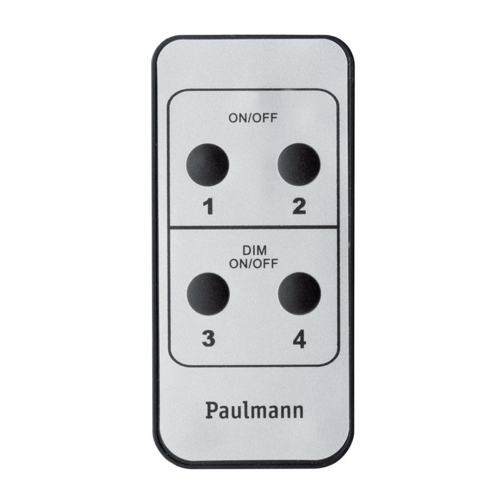 Produktové foto Paulmann Paulmann URail IČ ovladač stmívání/přepínání