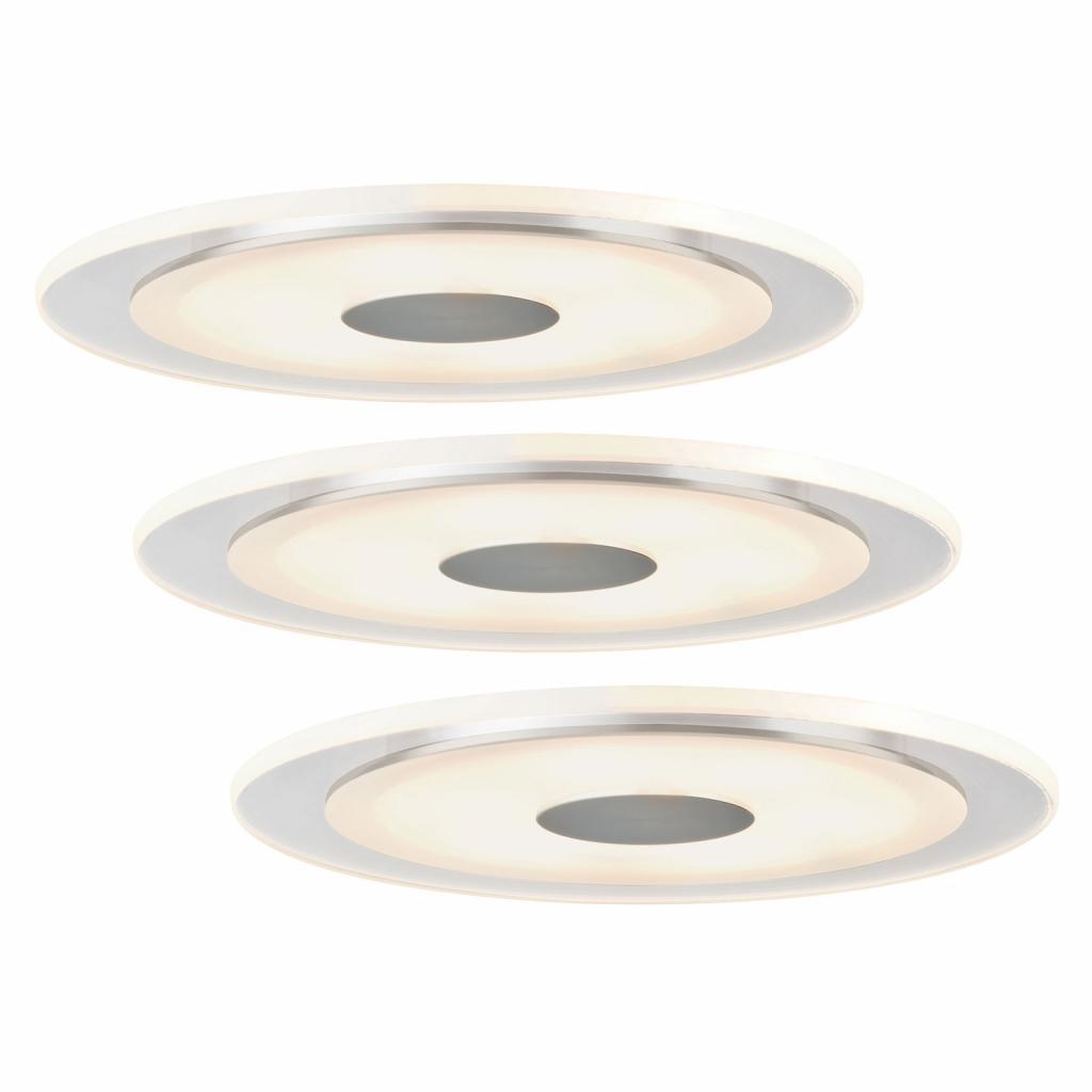 Produktové foto Paulmann Paulmann Premium Line Whirl LED svítidlo, 3dílné