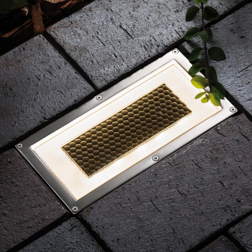 Produktové foto Paulmann Paulmann Solar Box LED zápustné svítidlo 20x10cm